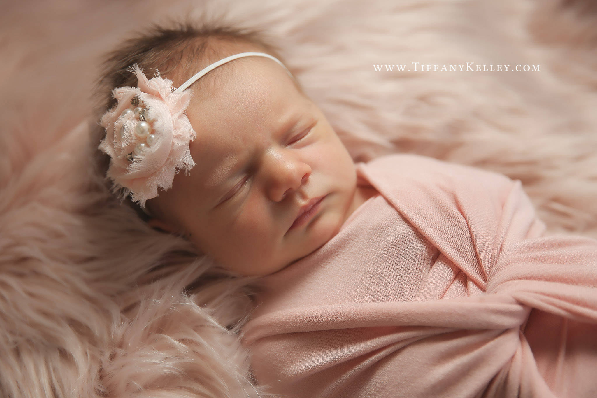 Aubrey Branson Springfield Missouri Newborn Photographer Tiffany Kelley Photography