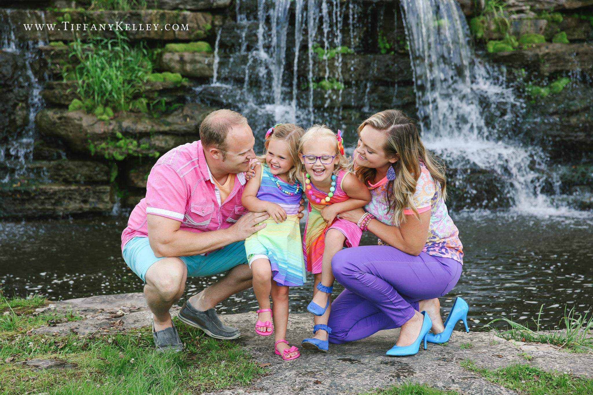 Garling Branson MO Family Photographer Tiffany Kelley Photography