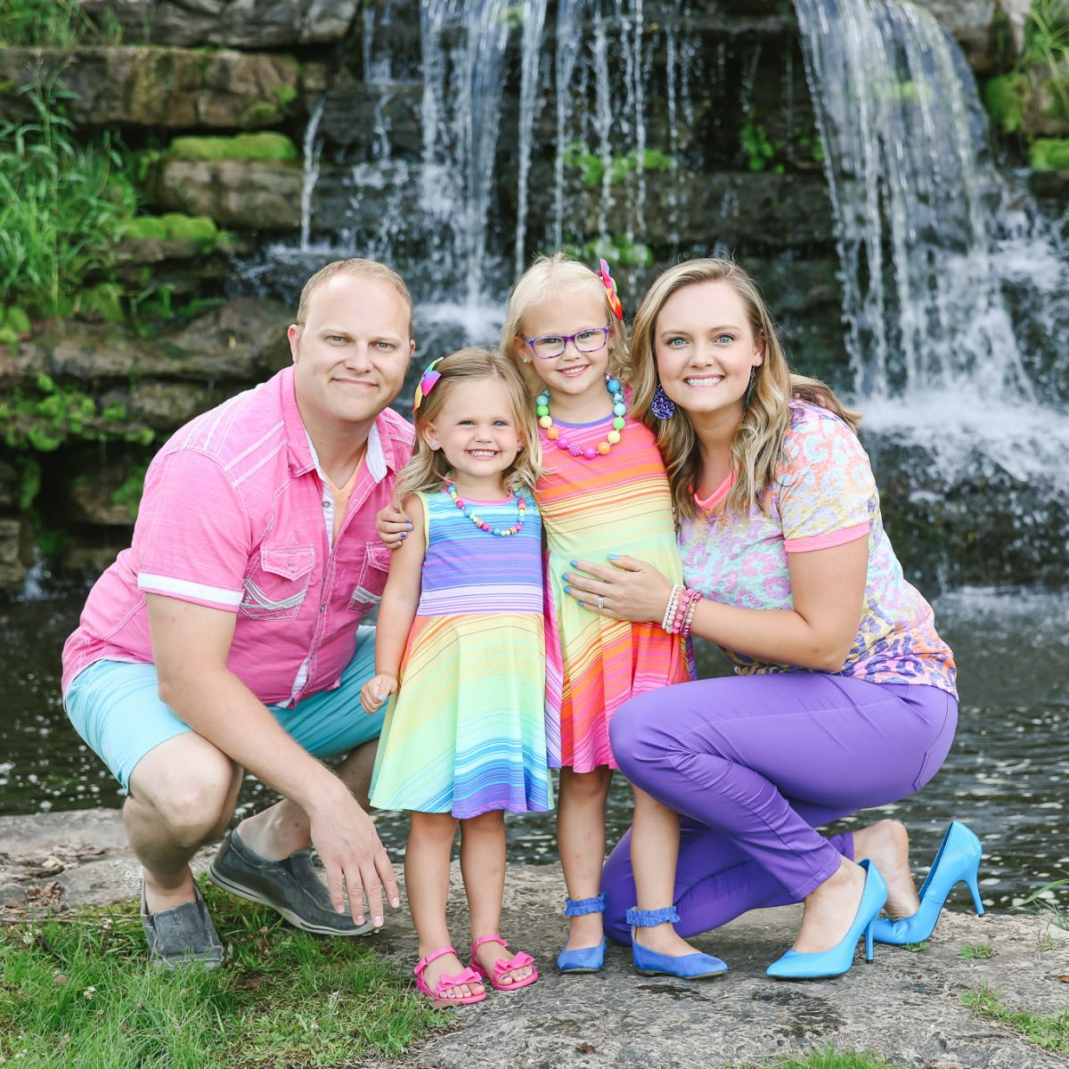 Featured Garling Branson MO Family Photographer Tiffany Kelley Photography