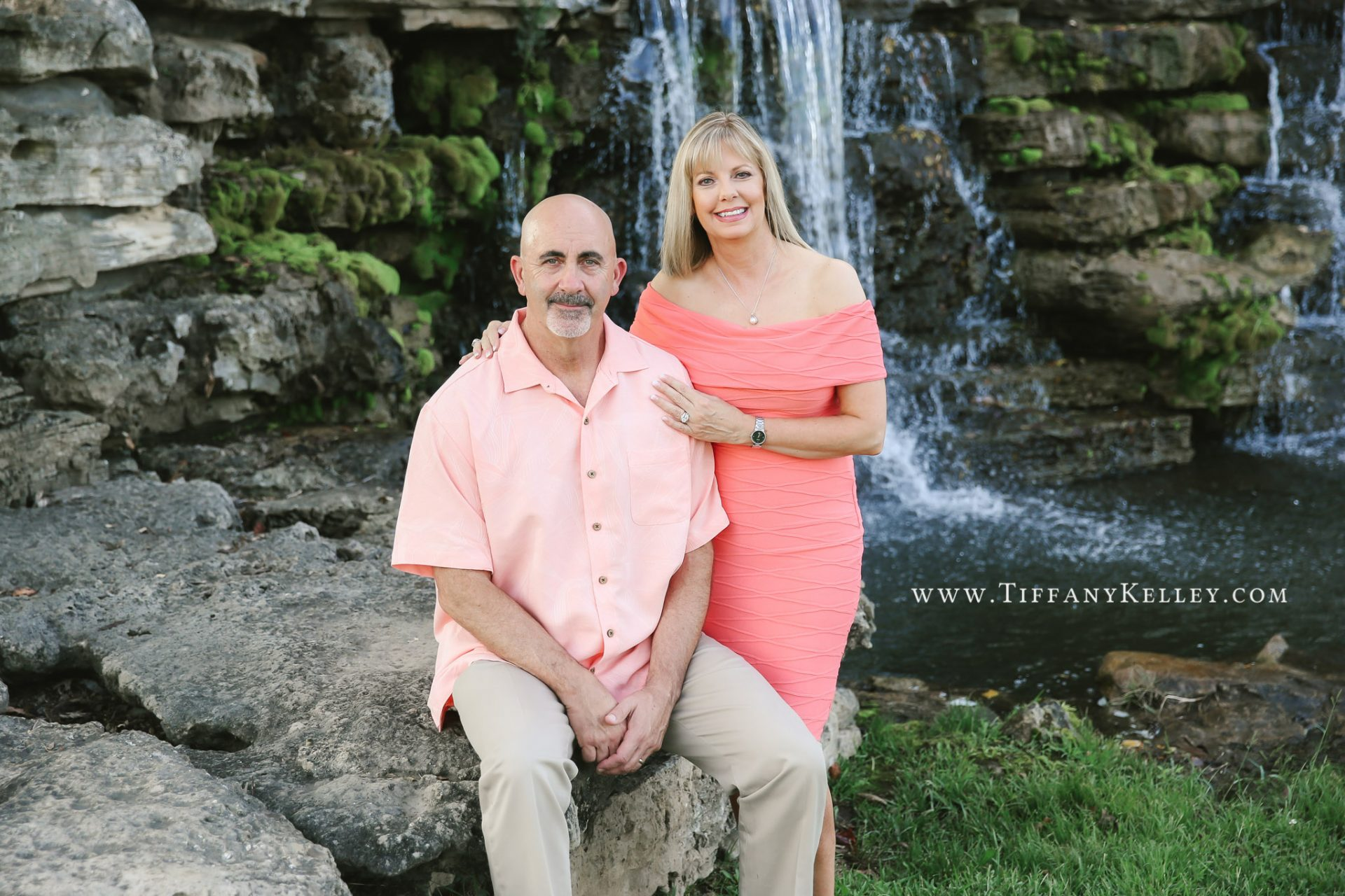 Thompson Anniversary Branson MO Anniversary Photographer Couples Photos Tiffany Kelley Photography