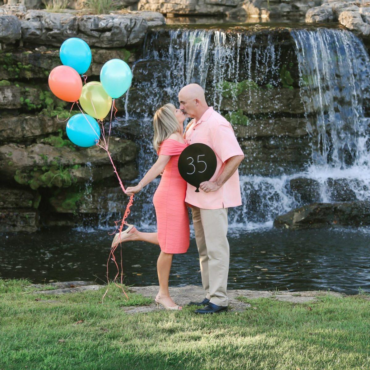 Featured Thompson Anniversary Branson MO Anniversary Photographer Couples Photos Tiffany Kelley Photography