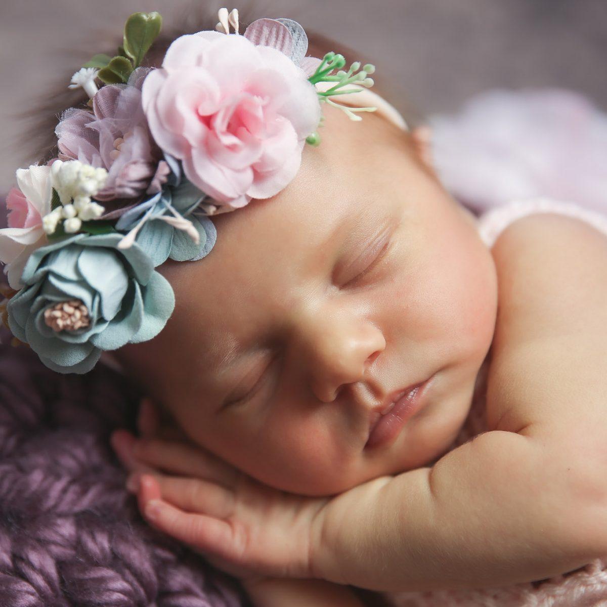 Featured Aubrey Branson Springfield Missouri Newborn Photographer Tiffany Kelley Photography