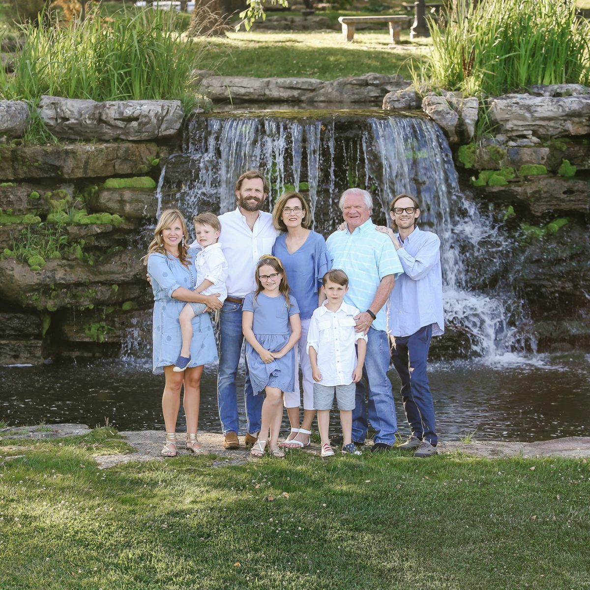 Featured Neely Family Branson MO Photographer Tiffany Kelley Photography