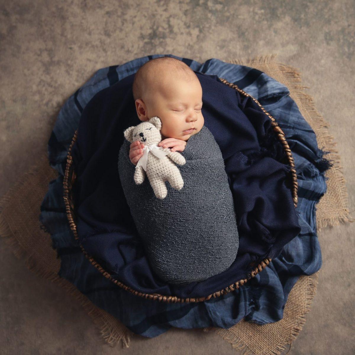 Featured Owen Branson and Springfield MO Newborn Photographer Tiffany Kelley Photography